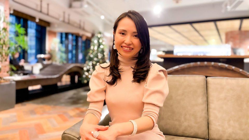 Members' Interview Vol.08_株式会社Holmes 鎌形玲奈
