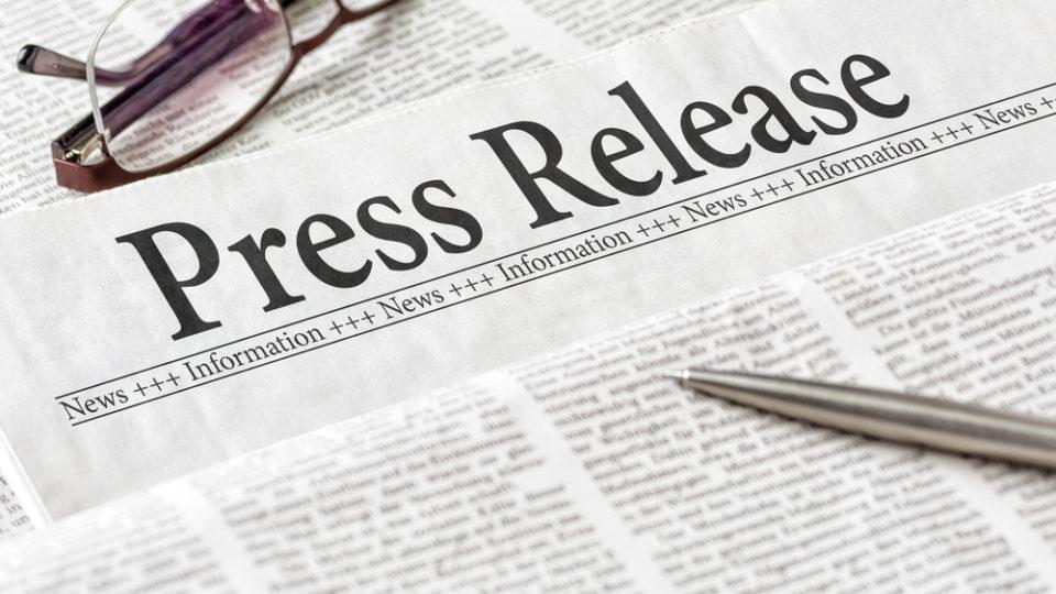 入居企業関連 Press Releases